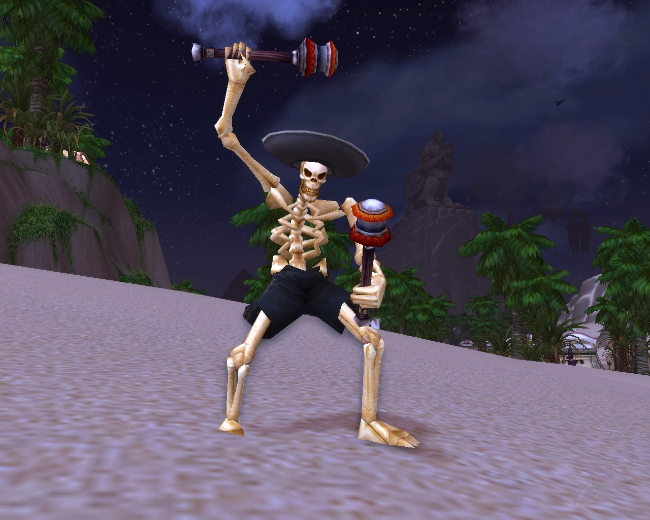 pre-BfA Macabre marionette, hat and shorts in the right place.
